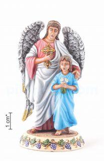 Ангел – хранитель с ребенком