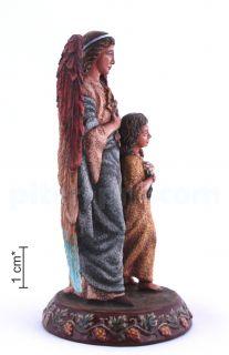 Φύλακας άγγελος με ένα παιδί