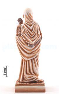 Η Παναγία με το εικονίδιο «Τίχβιν»