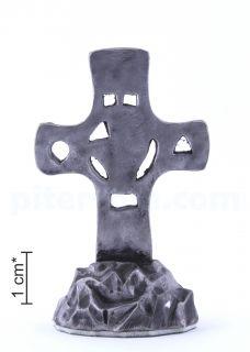 Крест в автомобиль «Α и Ω»