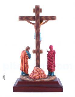 Распятие Иисуса Христа с предстоящими