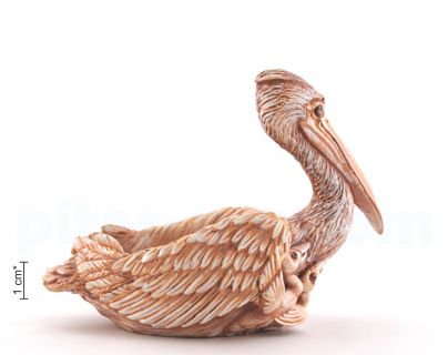 Подсвечник «Пеликан» («Четверг»)