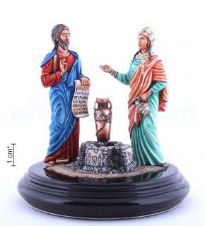 Встреча Иисуса с самарянкой у колодца