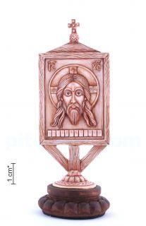 «С нами Бог» двусторонняя икона