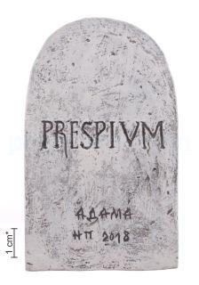 Plaque PRESEPIUM