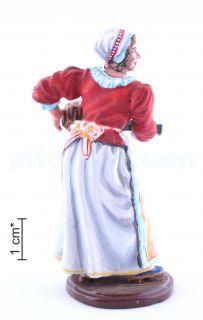 Женщина с кувшином  (Европа, XVIII век)