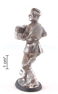 Σοβιετικός στρατιώτης, 1945