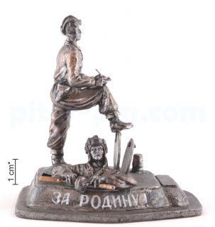 Soviet tankmen, 1945