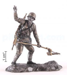 Советский сапёр, 1944