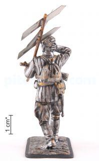 Soviet soldier, 1944