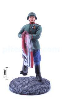 Σοβιετικός στρατιώτης, η Παρέλαση της Νίκης το 1945 έτος