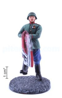 Советский солдат, Парад Победы, 1945 год