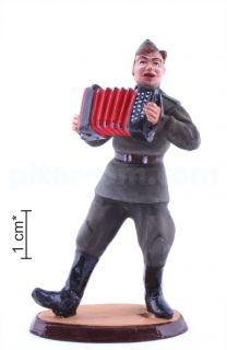 Soviet soldier, 1945