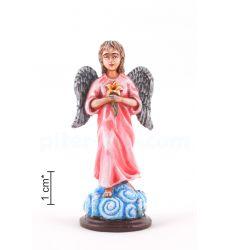 Ангел - малыш с цветком