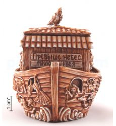 "Candlestick ""Noah's ark"" (""Tuesday"")"