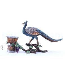 "Candlestick ""Peacock"" (""Sunday"")"