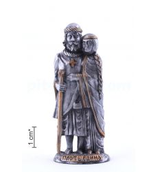 Ο Άγιος Πέτρος και η Φεβρόνια «Η σάρκα του ενός»