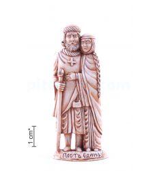 Св. Петр и Феврония «Плоть Едина»