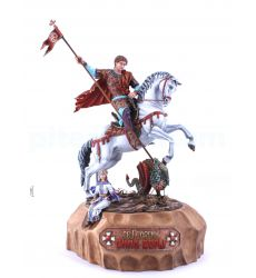 """St. George The Victorious """"The Power of Faith"""""""