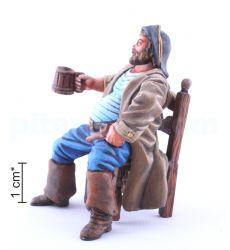 Fisherman (Europe, XVIII century)